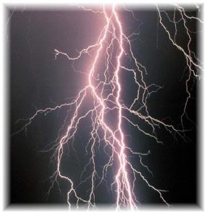 Ilustracja do informacji: Ostrzeżenie meteorologiczne !!!