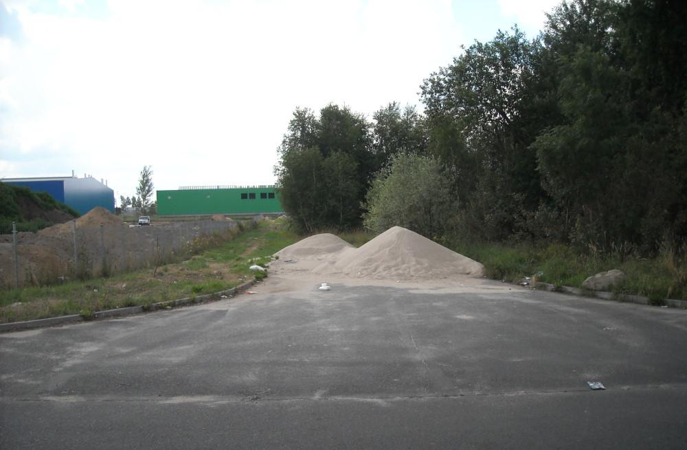 Ilustracja do informacji: Budowa drogi ulicy Gospodarczej w Żarach