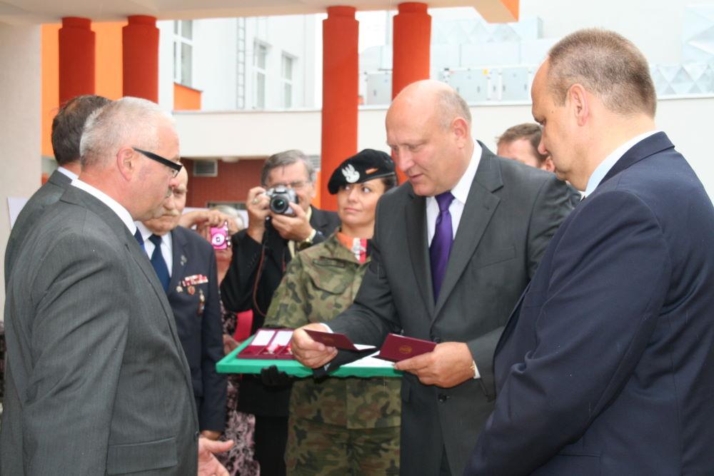 Ilustracja do informacji: Obchody Wojewódzkiego Dnia Weterana