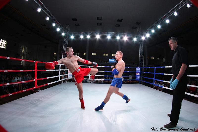 Ilustracja do informacji: VII Charytatywna Gala Sportów Walki w Żarach