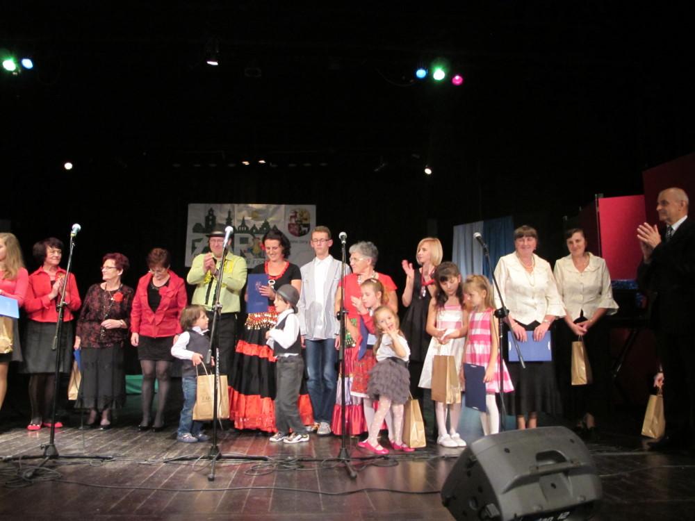 Ilustracja do informacji: Koncert Rodzin Muzykujących