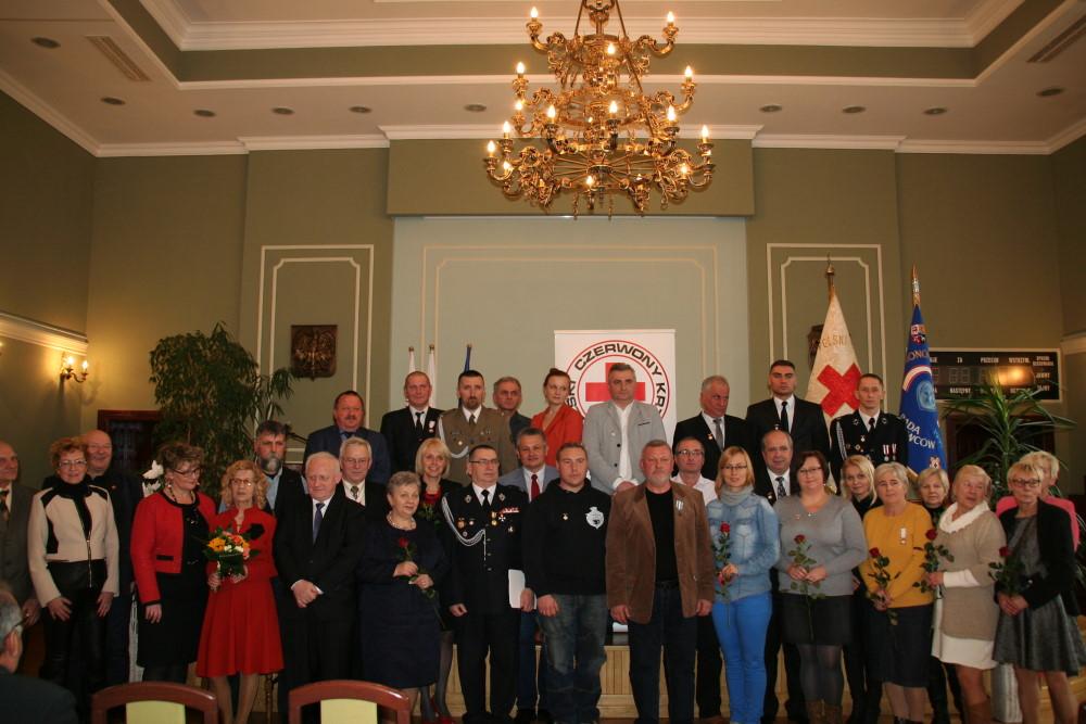 Ilustracja do informacji: 95-lecie Polskiego Czerwonego Krzyża