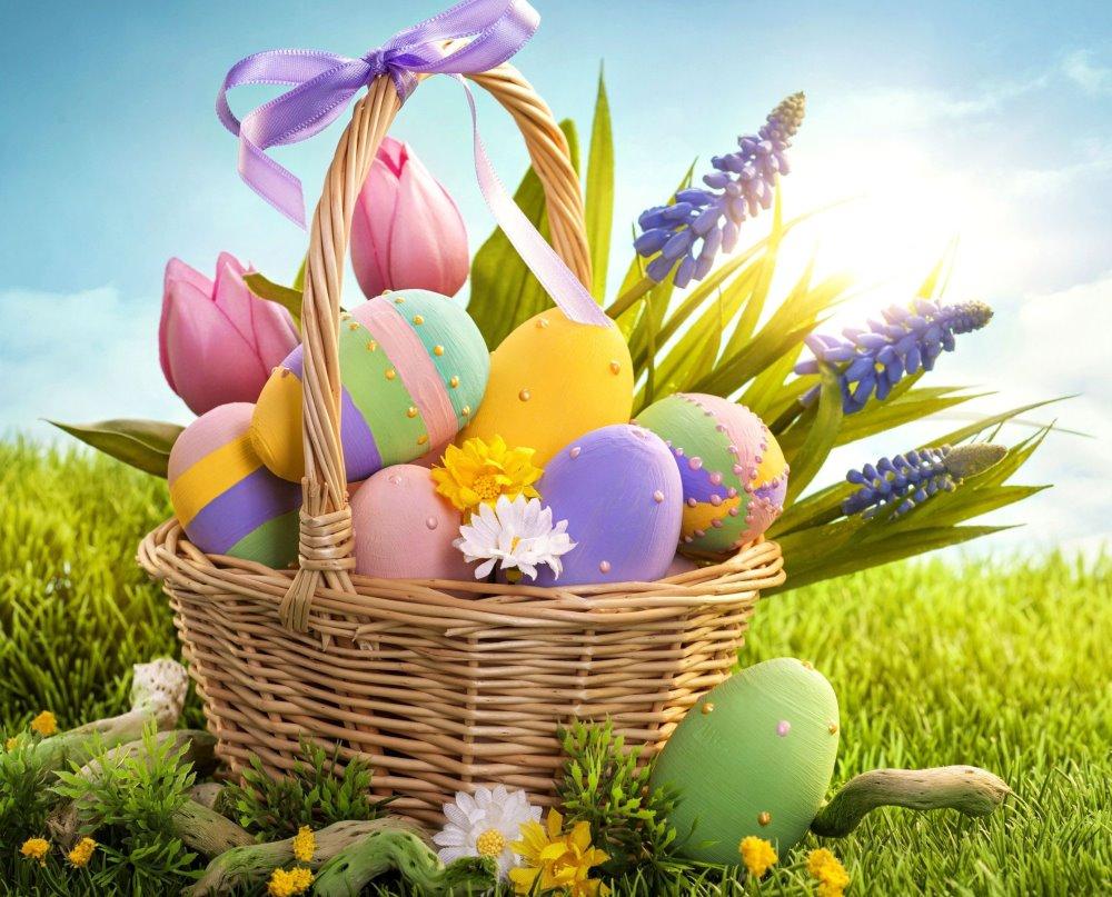 Ilustracja do informacji: Jarmark Wielkanocny 2015