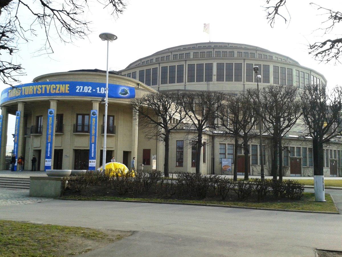 Ilustracja do informacji: Targi Turystyczne we Wrocławiu