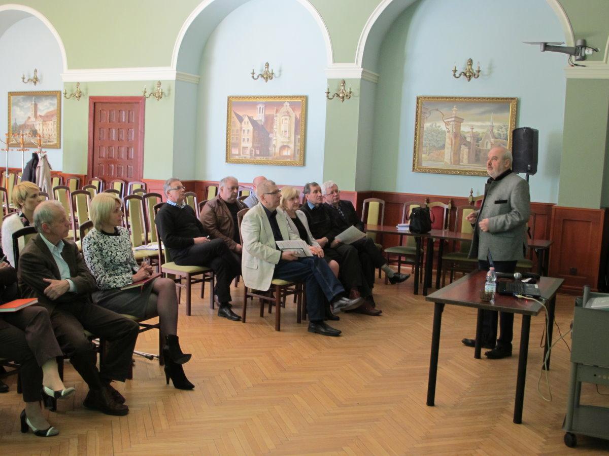 Ilustracja do informacji: Spotkanie dotyczące Kontraktu Lubuskiego