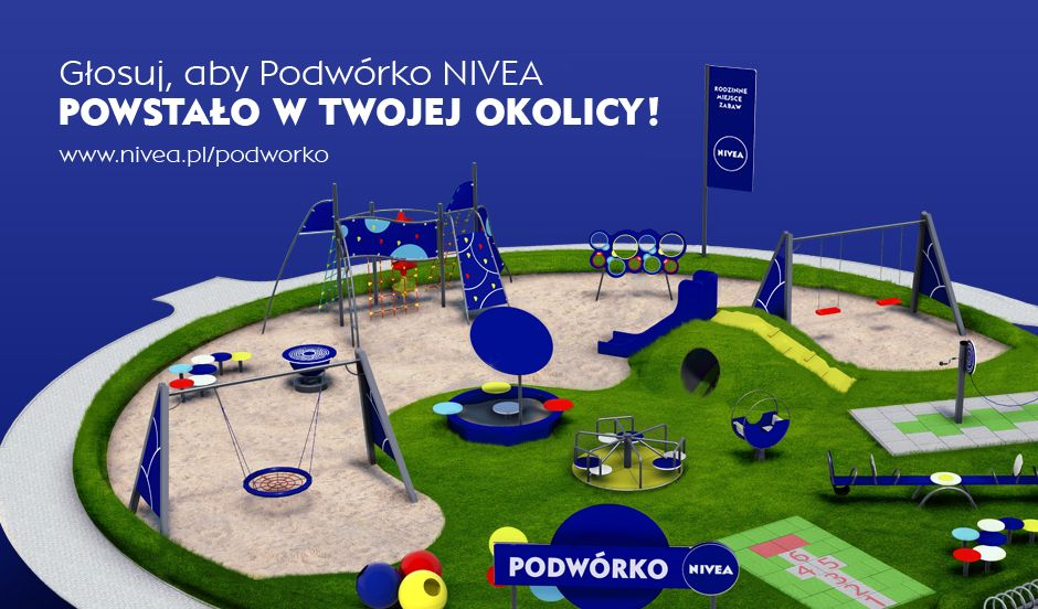 """Ilustracja do informacji: Wyklikajmy plac zabaw na stadionie """"Syrena"""" przy ulicy Leśnej !!!"""