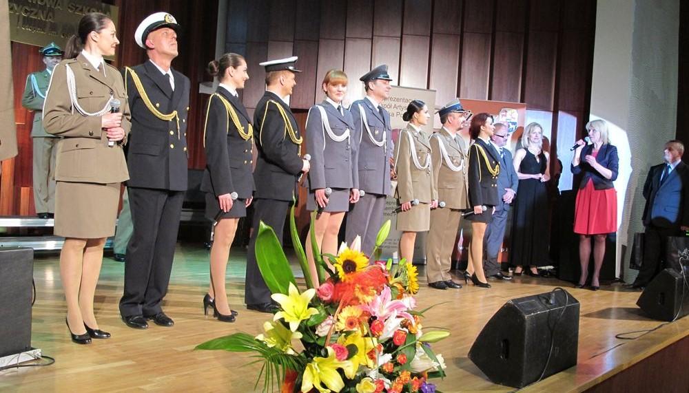 Ilustracja do informacji: Koncert Reprezentacyjnego Zespołu Artystycznego Wojska Polskiego