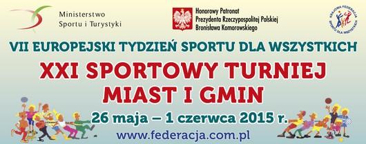 Ilustracja do informacji: Tydzień sportu