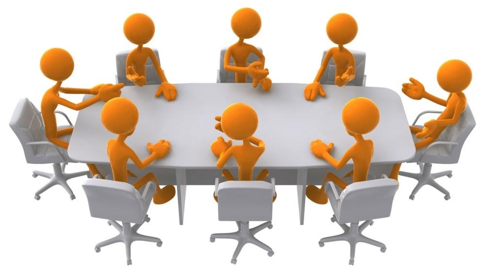 Ilustracja do informacji: Spotkanie