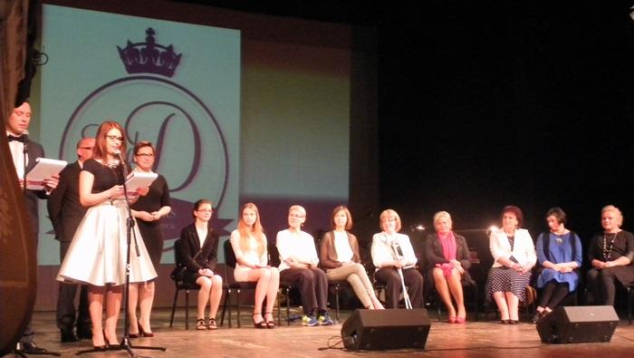 Ilustracja do informacji: Uroczysta gala Konkursu Lady D. im. Krystyny Bochenek