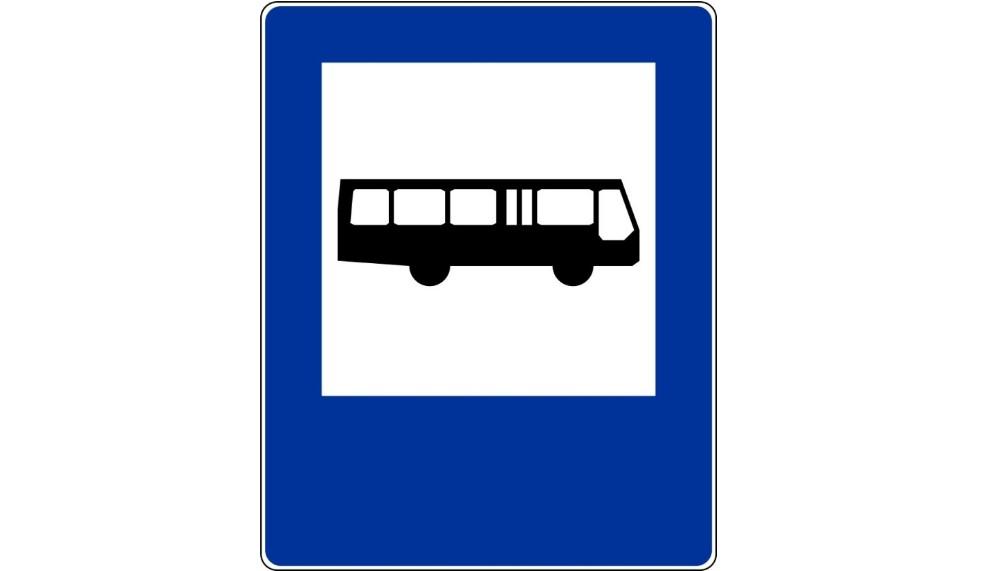 Ilustracja do informacji: Przystanek na ulicy Ułańskiej w Żarach