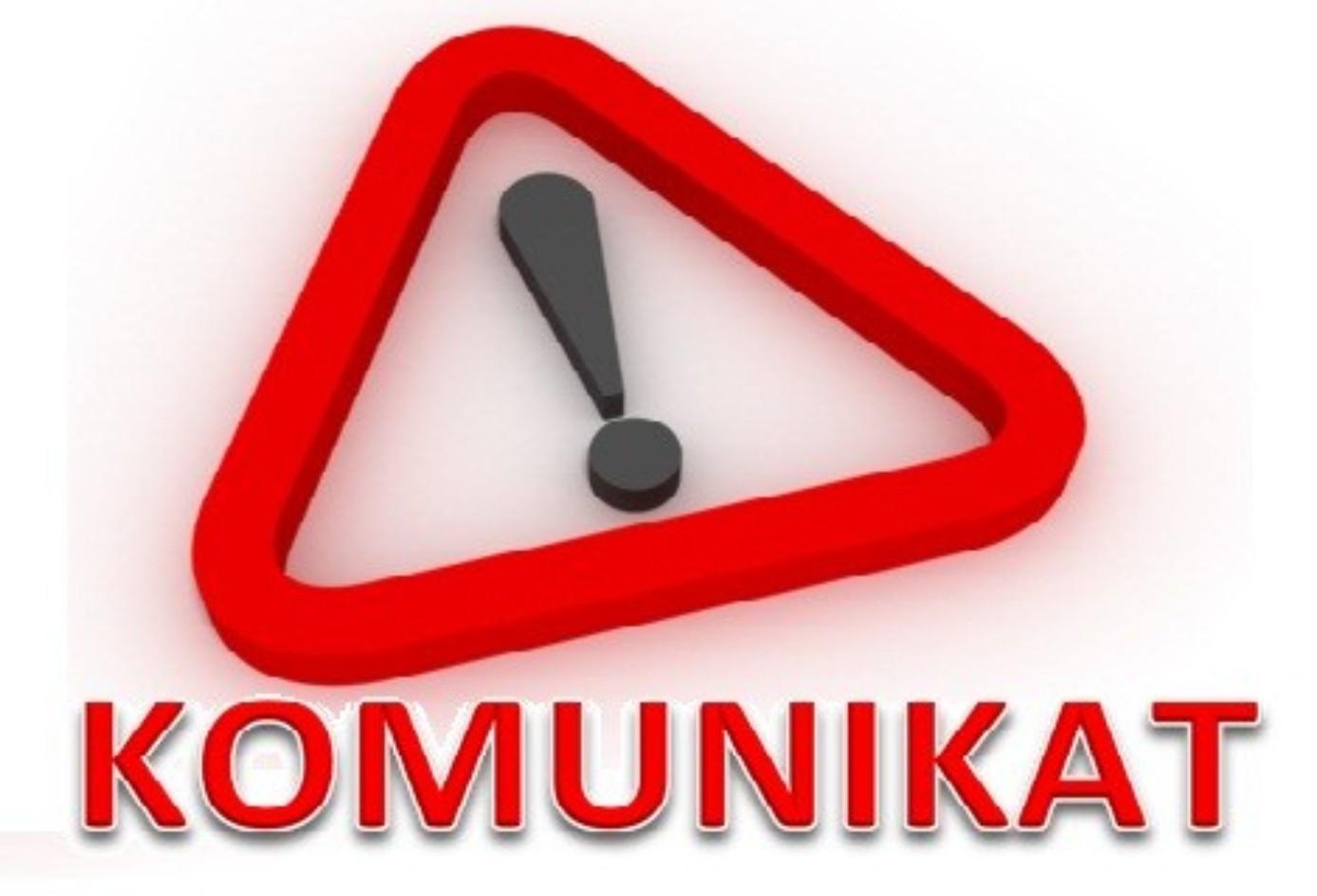 Ilustracja do informacji: Komunikaty Burmistrza Miasta Żary