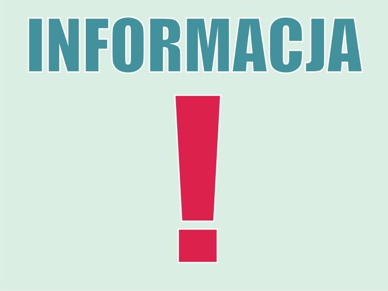 Ilustracja do informacji: Informacja dot. okresu zasiłkowego