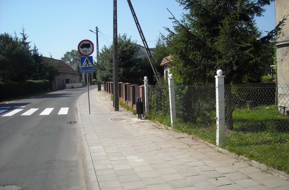 Ilustracja do informacji: Ulica Zgorzelecka