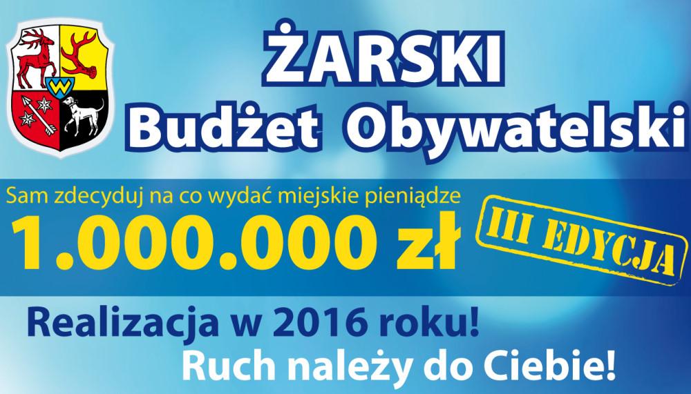 Ilustracja do informacji: Budżet Obywatelski - głosowanie
