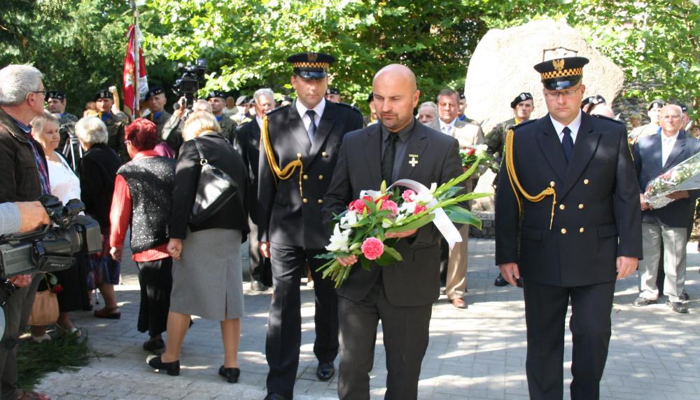 Ilustracja do informacji: Odsłonięcie Pomnika Zesłańców Sybiru