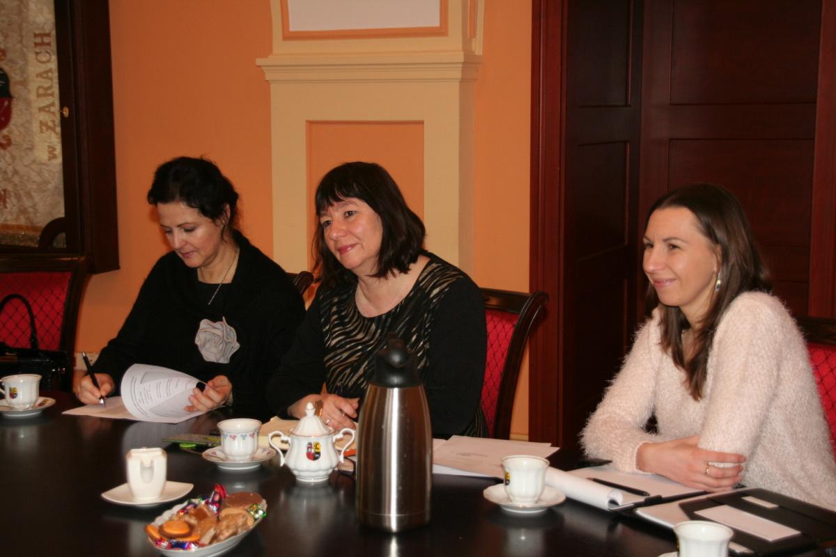 Ilustracja do informacji: Społeczna Rada Przedsiębiorców w Żarach