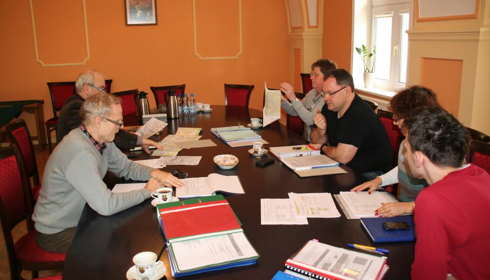 Ilustracja do informacji: Spotkanie z przedstawicielami miasta Weisswasser