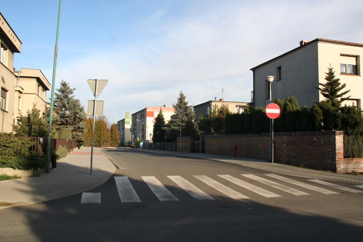 Ilustracja do informacji: Remont chodnika przy ul. Kasprzaka- Inwestycje 2015