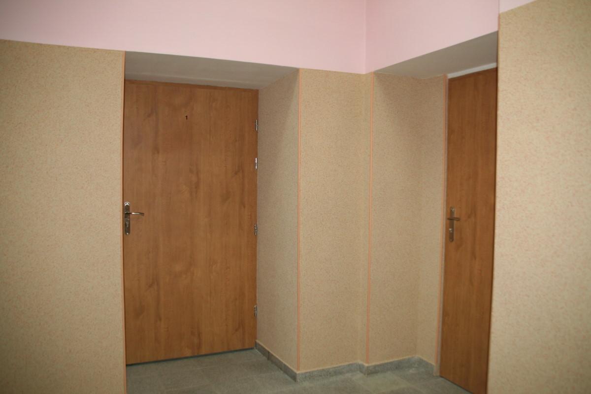 Ilustracja do informacji: Remont trzech sal dydaktycznych, szatni oraz przebudowa toalet w Zespole Szkolno - Przedszkolnym na ul. 9 Maja - Inwestycja 2015
