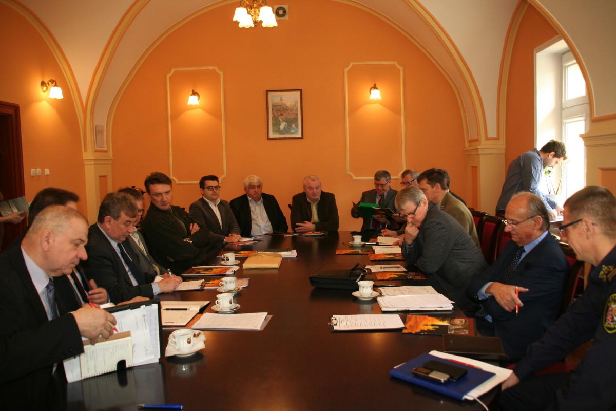 Ilustracja do informacji: Posiedzenie Komisji Rolnictwa i Ochrony Środowiska