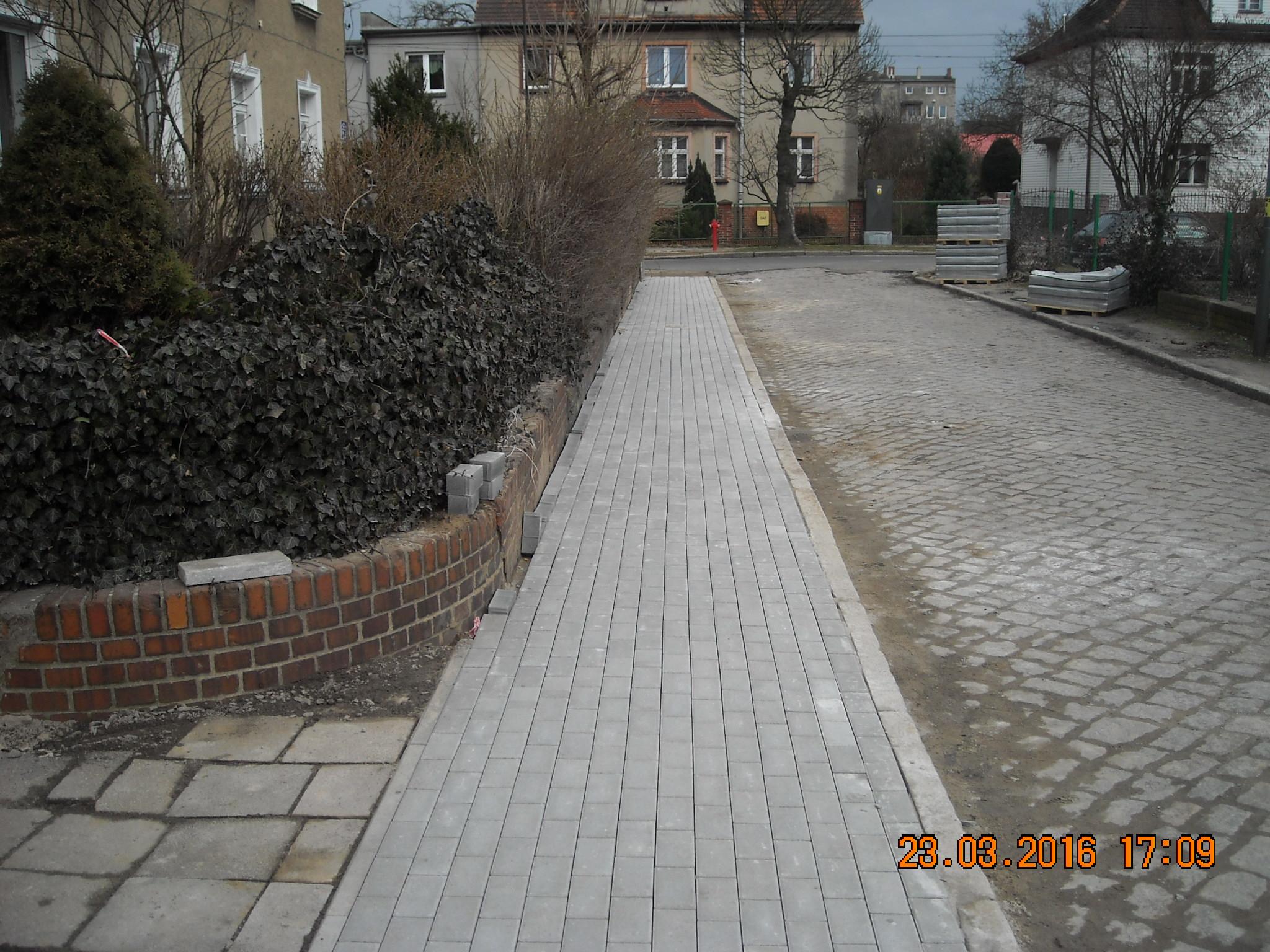 Ilustracja do informacji: Prace na ulicy Głogowskiej
