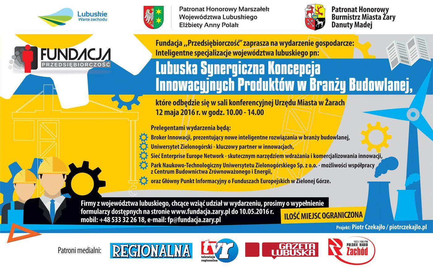 Ilustracja do informacji: Lubuska Synergiczna Koncepcja Innowacyjnych Produktów w Branży Budowlanej