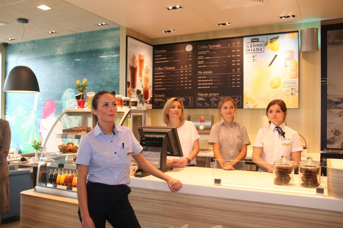 Ilustracja do informacji: McDonald's w Żarach