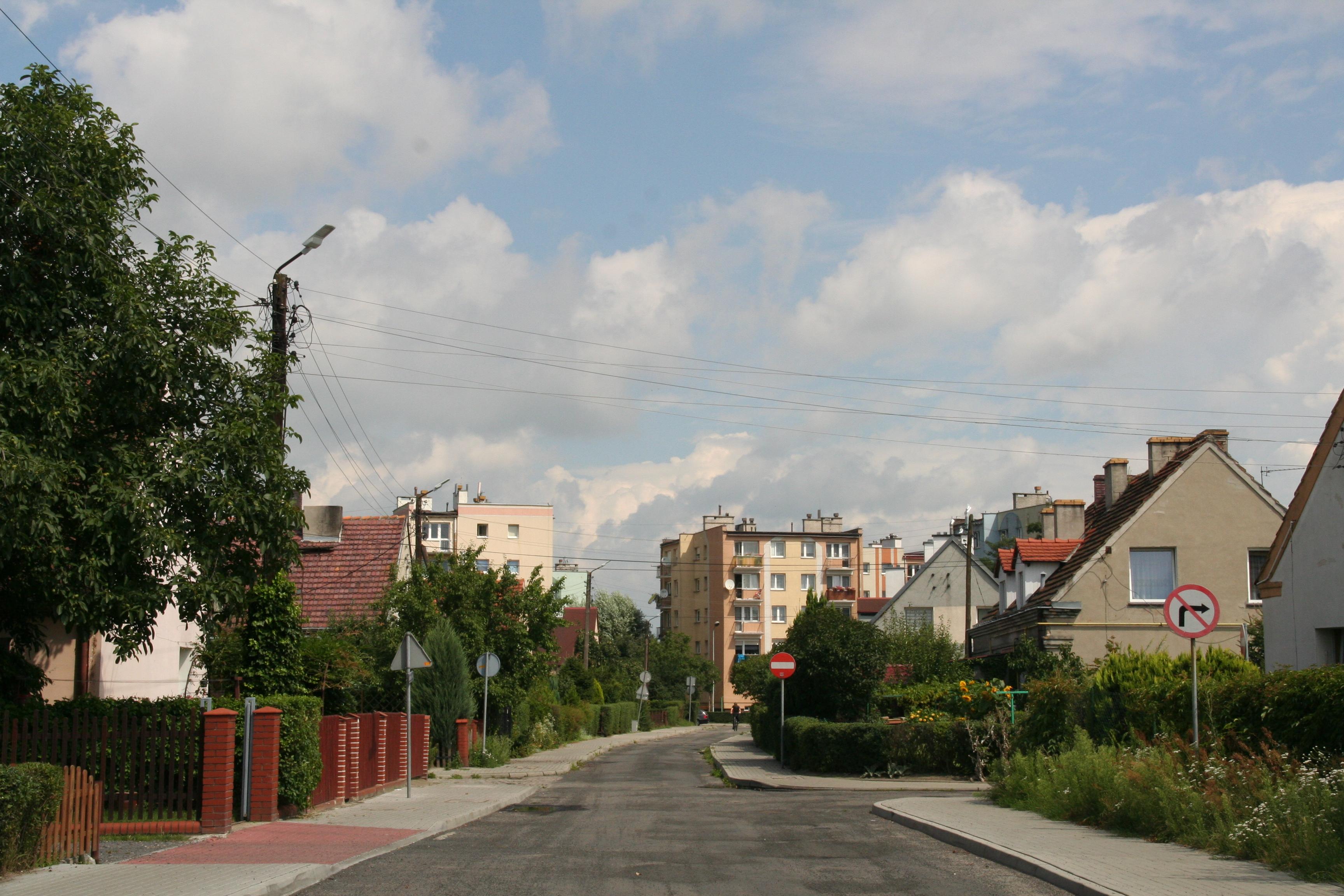 Ilustracja do informacji: Ulica Kazimierza Wielkiego i 17-lutego