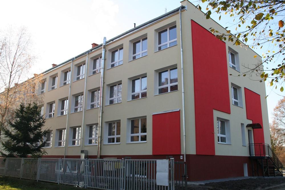 Ilustracja do informacji: Nowe oblicze szkoły w Kunicach