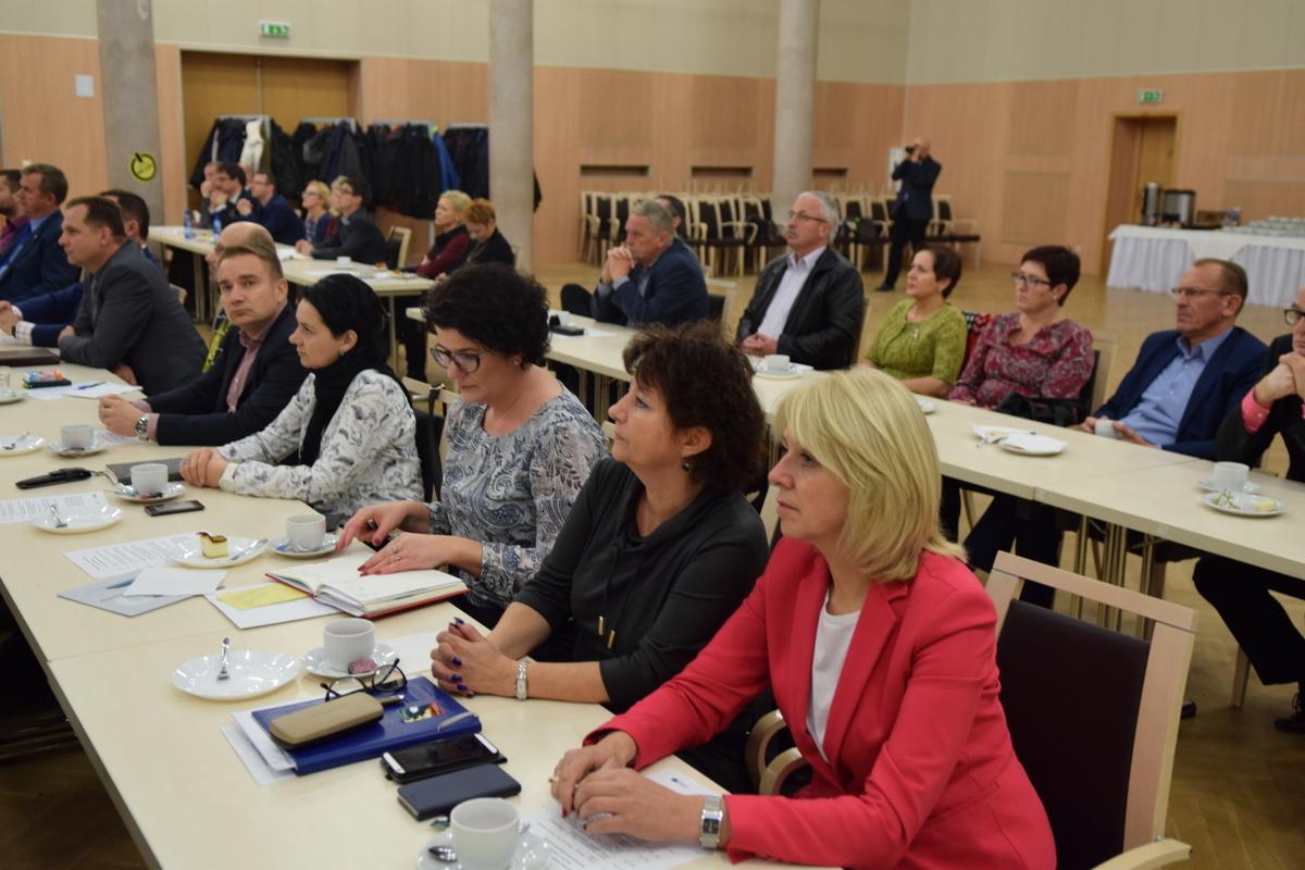 Ilustracja do informacji: Z wójtami i burmistrzami o wdrażaniu RPO