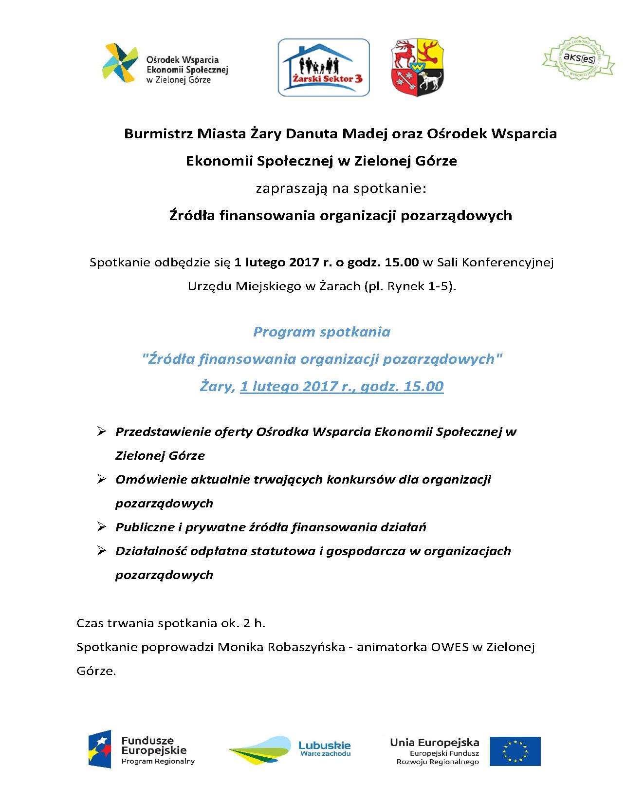 Ilustracja do informacji: Źródła finansowania organizacji pozarządowych