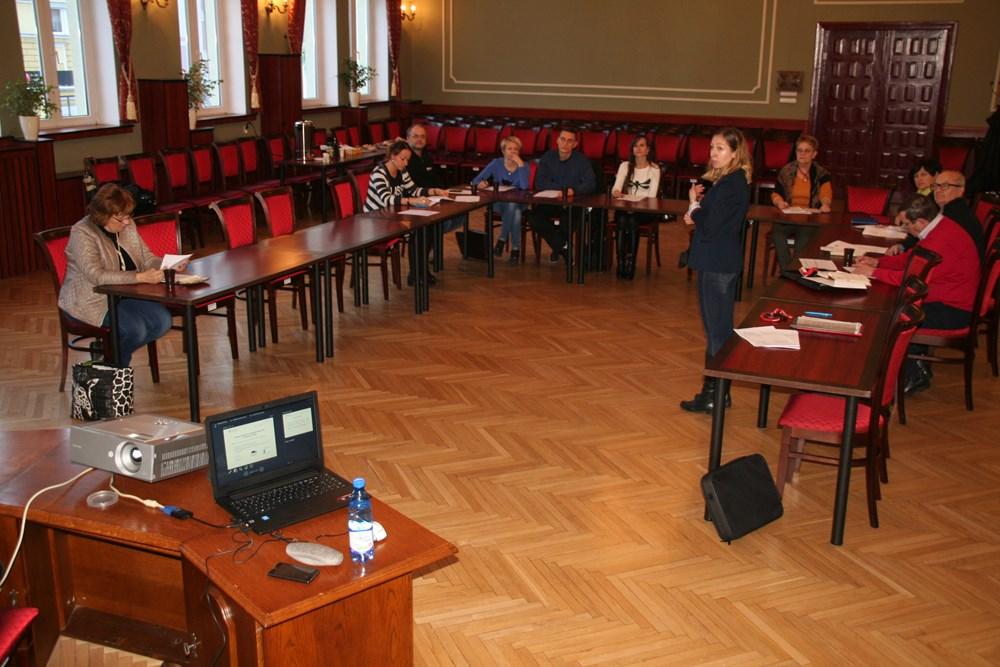 Ilustracja do informacji: Szkolenie dla przedstawicieli organizacji pozarządowych