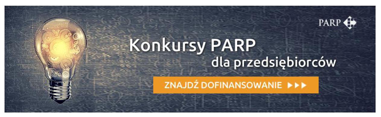 Ilustracja do informacji: Oferta PARP dla przedsiębiorców