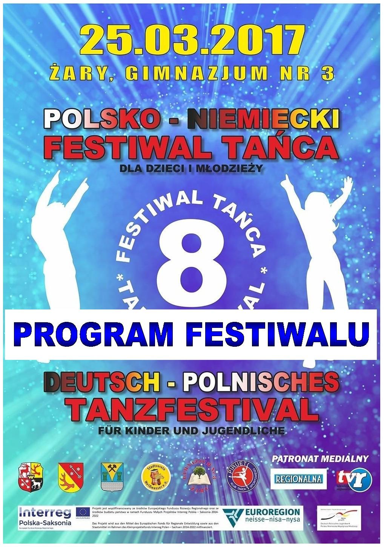 Ilustracja do informacji: Polsko-Niemiecki Festiwal Tańca dla Dzieci i Młodzieży
