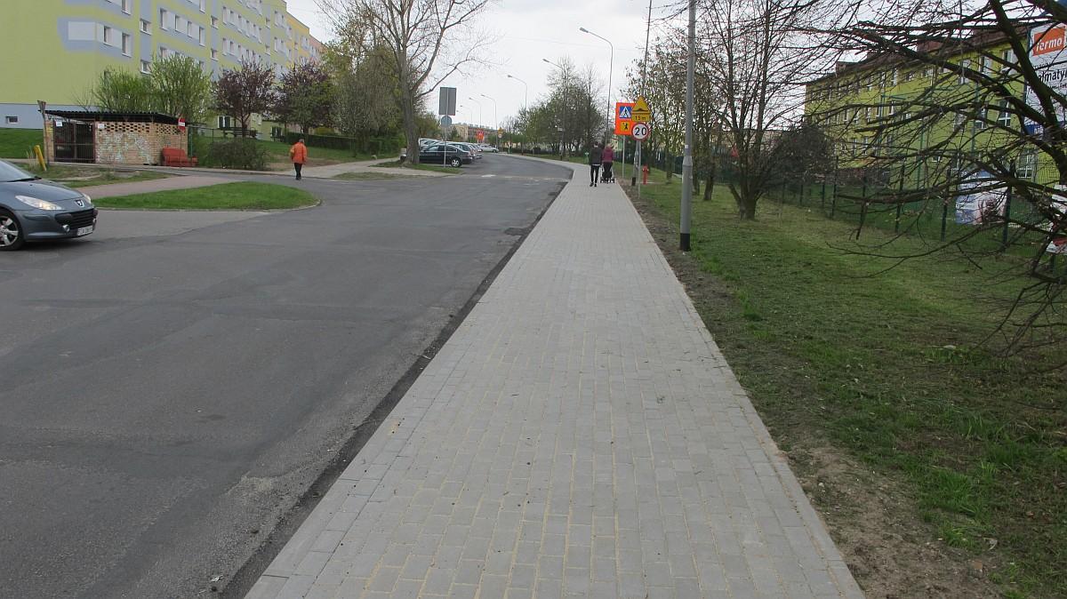Ilustracja do informacji: Remontujemy chodniki