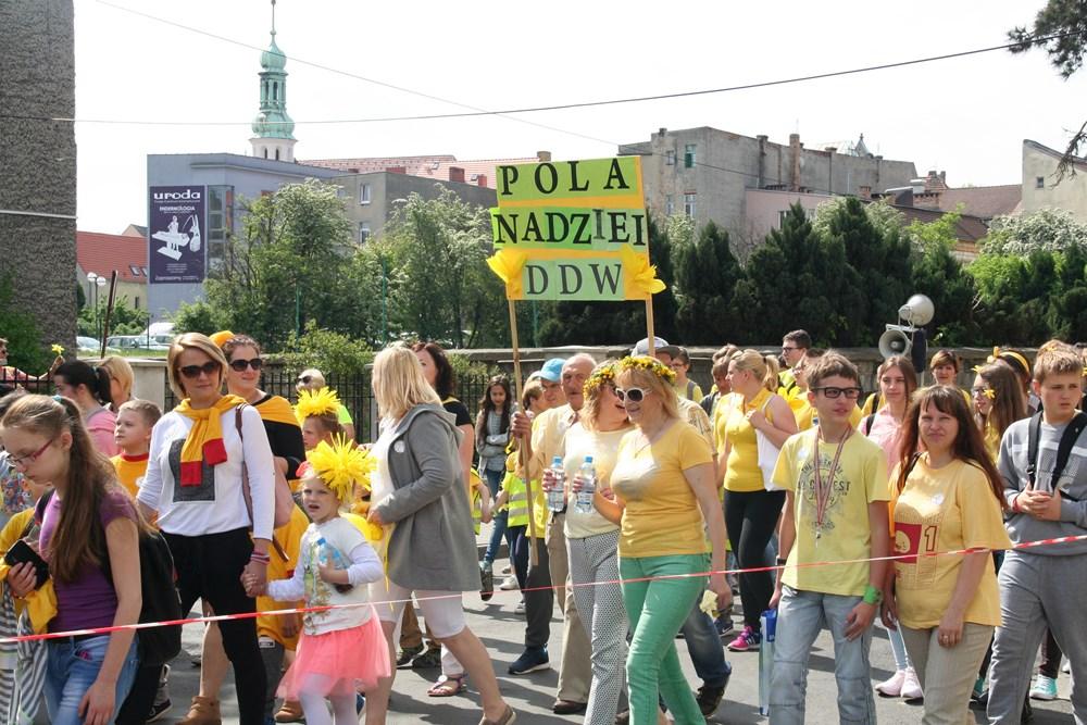 Ilustracja do informacji: Marsz Nadziei