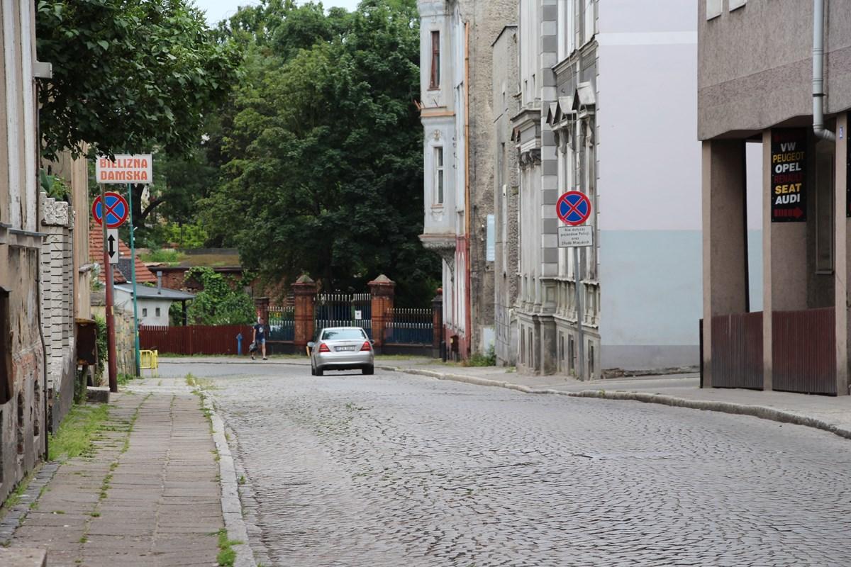 Ilustracja do informacji: Ulica Podwale