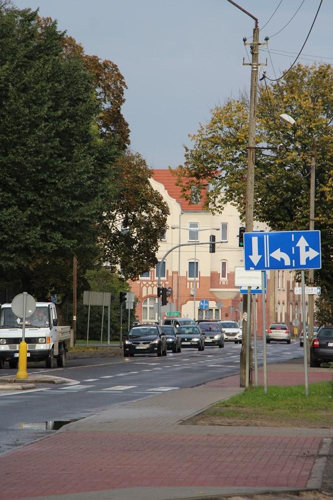 Ilustracja do informacji: Na ul. Jagiellońskiej i Żabikowskiej został przebudowany chodnik (po jednej stronie)