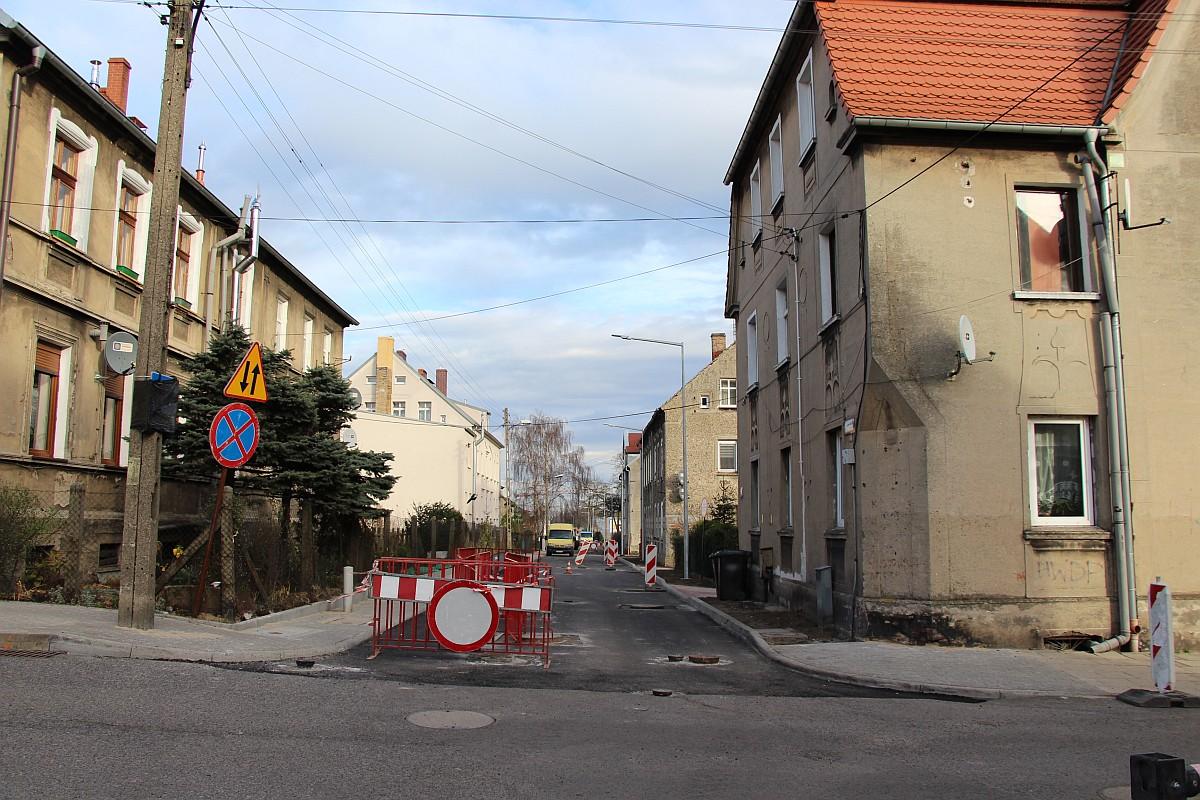 Ilustracja do informacji: Ulica Średnia - Przebudowa drogi wraz z infrastrukturą techniczną
