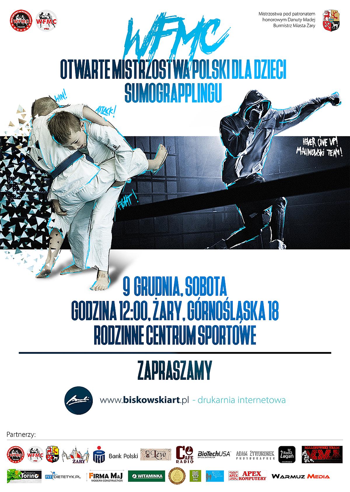 Ilustracja do informacji: Mistrzostwa Polski WFMC
