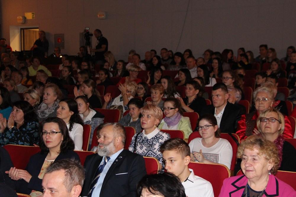 Ilustracja do informacji: III Żarska Gala Wolontariatu