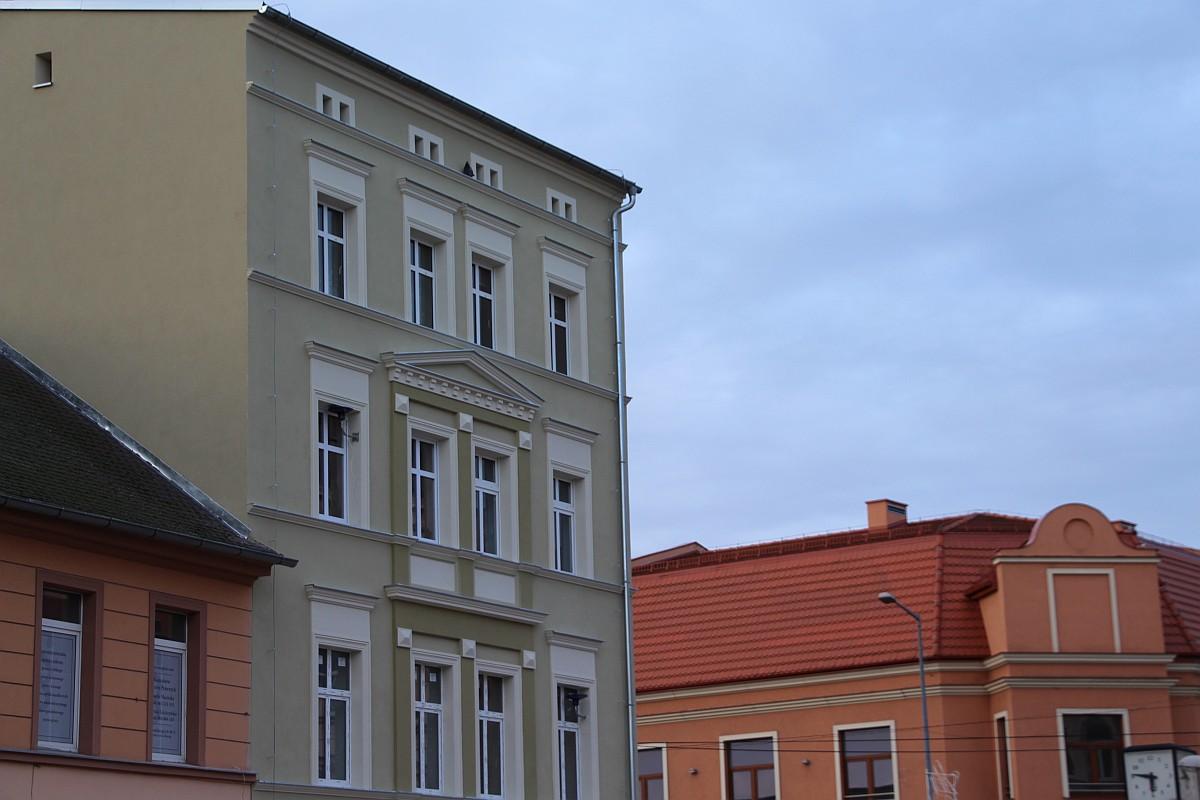 Ilustracja do informacji: Ulica Podchorążych 45