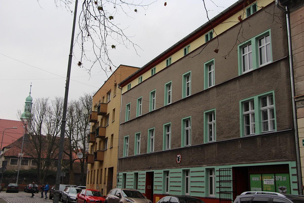 Ilustracja do informacji: Ulica Ogrodowa