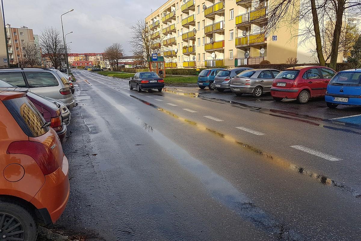 Ilustracja do informacji: Ulica Wieniawskiego - Rozpoczęliśmy rok pełen inwestycji