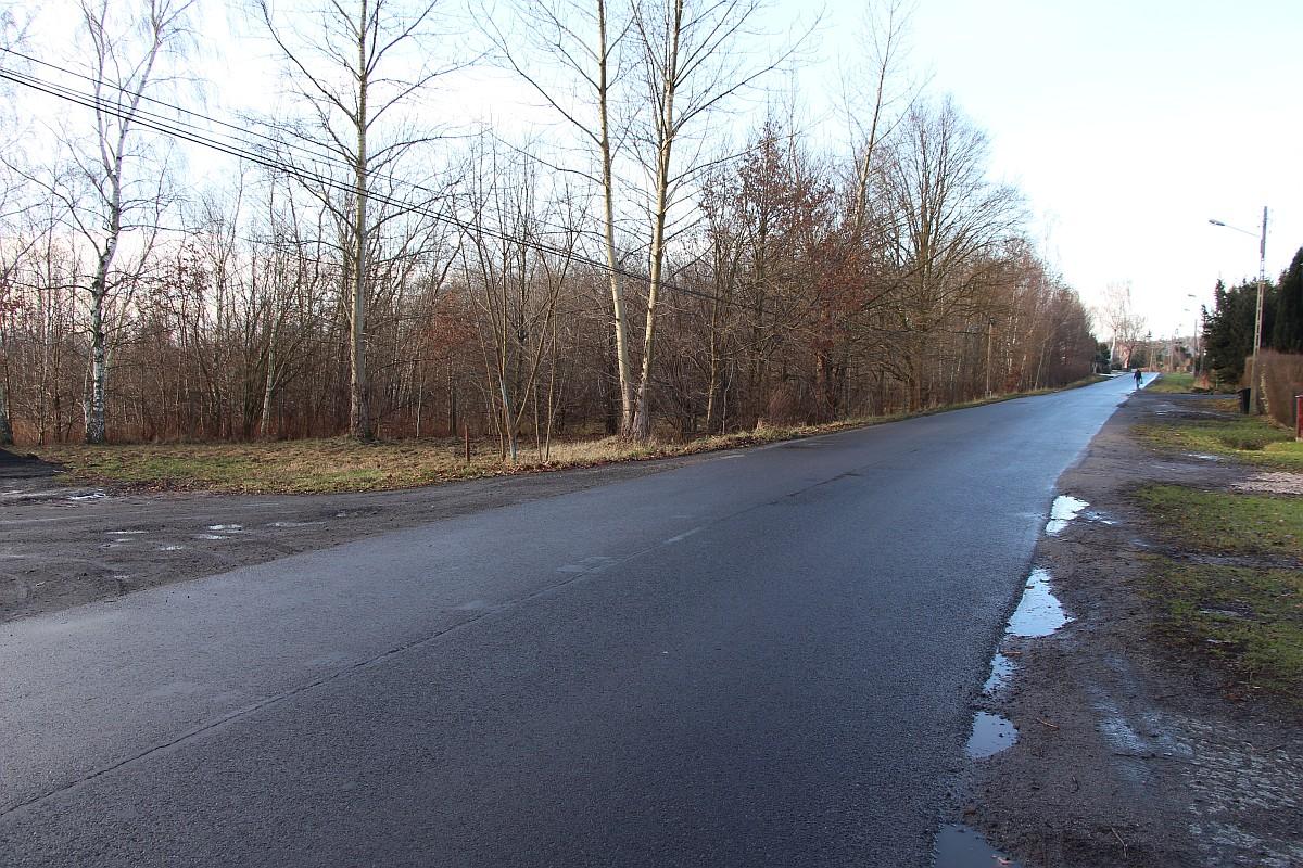 Ilustracja do informacji: Chodnik w Kunicach - Rozpoczęliśmy rok pełen inwestycji