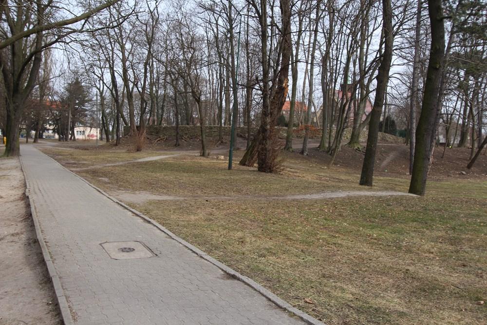 Ilustracja do informacji: Rewitalizacja zespołu parkowo – folwarcznego w Żarach