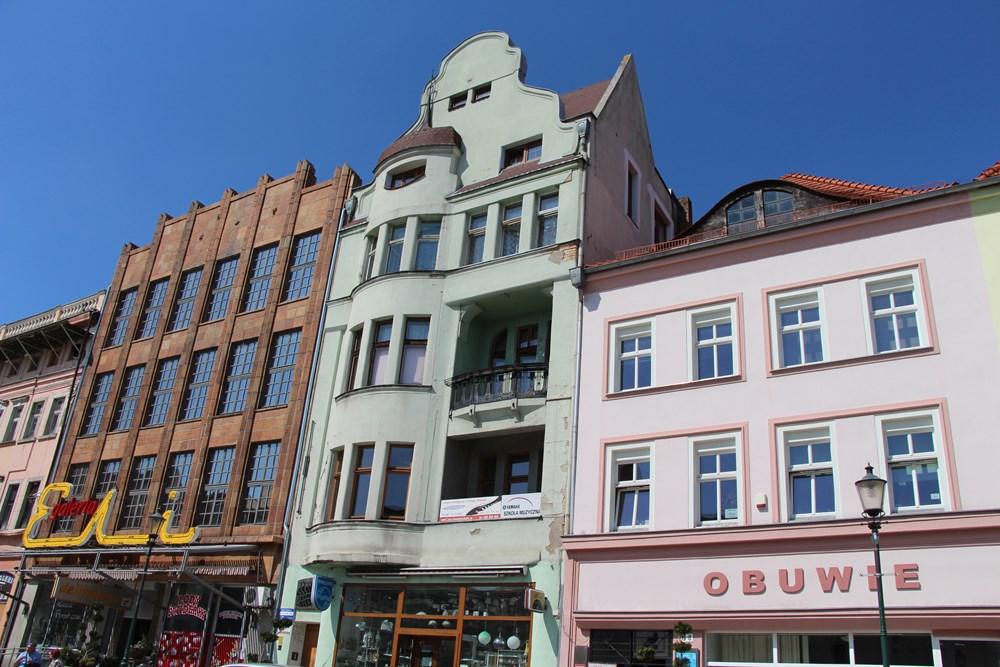 Ilustracja do informacji: Remont elewacji oraz dachu - pl. Rynek 10/ ul. Kąpielowa 36