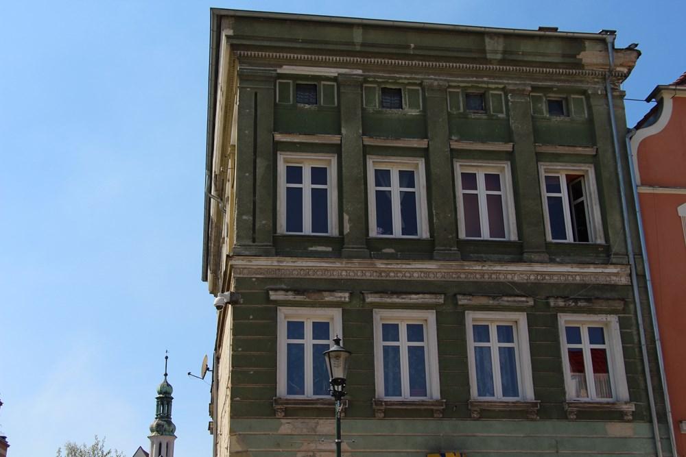 Ilustracja do informacji: Remont elewacji oraz klatki schodowej - pl. Rynek 20