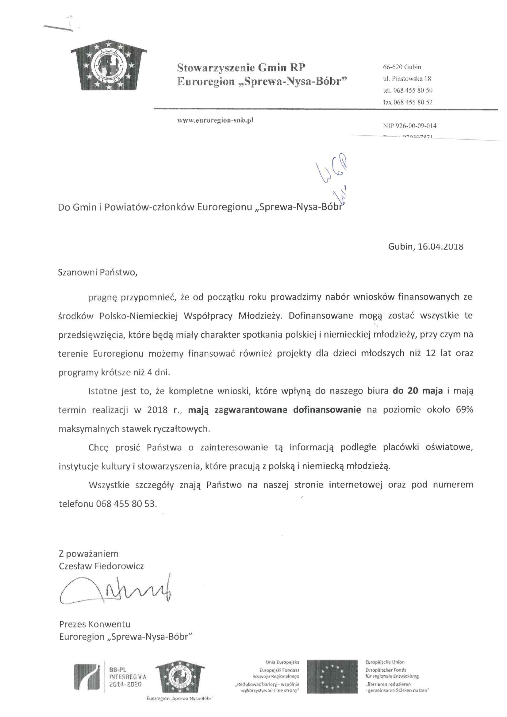 Ilustracja do informacji: Nabór wniosków ze środków Polsko – Niemieckiej Współpracy Młodzieży.